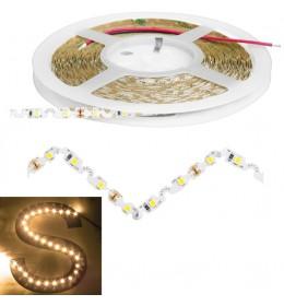 Savitljiva LED traka toplo bela 60 LED / 1m