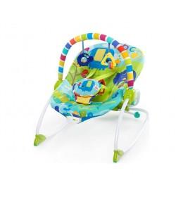 Ležaljka ljuljaška Merry Sunshine Multicolor