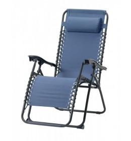 Ležaljka Relax plava