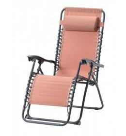 Ležaljka Relax ružičasta