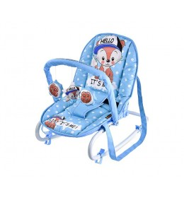 Ležaljka Top Relax Blue Baby Fox