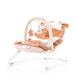 Ležaljka za bebe muzička Friends kravica