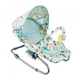 Ljuljaška za bebe Glory Bike plava