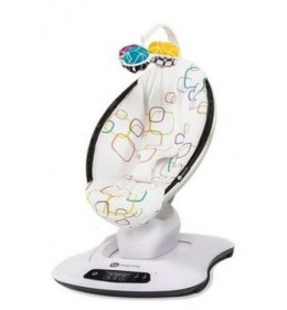 Ljuljaška 4Moms Mamaroo 4.0 plush, multicolor