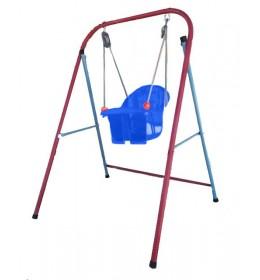 Ljuljaška za decu plava
