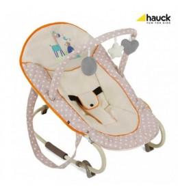 Ležaljka ljuljaška za bebe Hauck Bungee Deluxe Animals