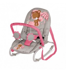 Ležaljka ljuljaška za bebe Bertoni Top Relax Meda