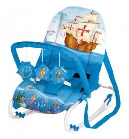 Ležaljka ljuljaška za bebe Bertoni Top Relax XL Brod