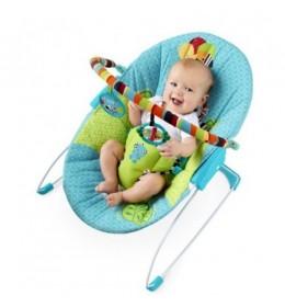 Ležaljka ljuljaška za bebe Zoo