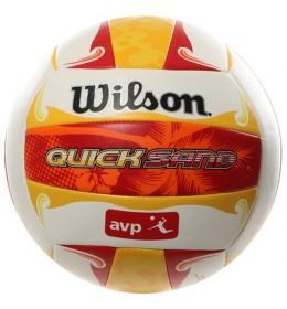 Lopta za odbojku Wilson Avp Quicksand Aloha