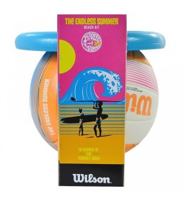 Lopta za odbojku Wilson Endless Summer Kit