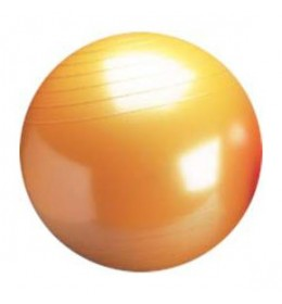 Lopta za pilates 75 cm orange
