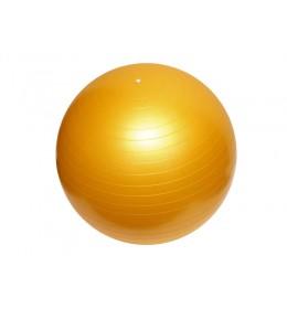 Lopta za pilates 75 cm žuta