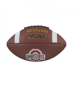 Lopta za ragbi NCAA Composite OHIO WTF1738XOHIO