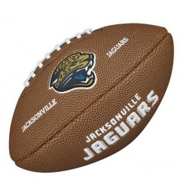 Lopta za ragbi Wilson NFL Mini Jacksonville Jaguars