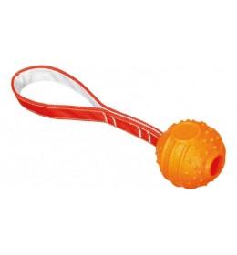 Loptica na kanapu narandžasta 7/29 cm