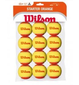 Loptice za tenis Wilson STARTER GAME 12