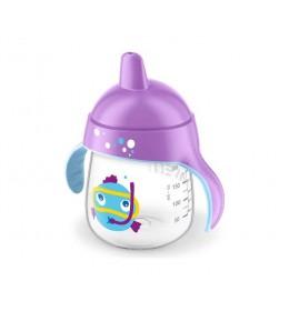Magična šolja Premium 260ml 12m+ Purple