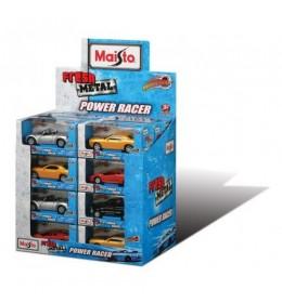 Maisto Metalni autić Power Racer 11 cm