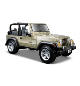 Maisto Metalni automobil 1:27 Jeep Wrangler Rubicon