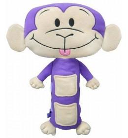 Majmun Malibu ljubimac za sigurnosni pojas