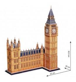 Maketa Big Ben 3D