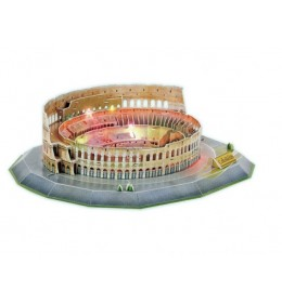 Maketa Koloseum 3D LED Diode