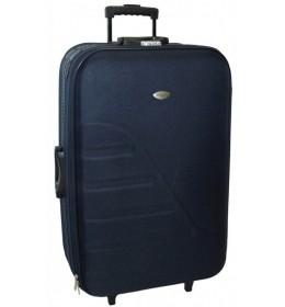 Mali kofer za putovanje 51x35x17.5cm crni