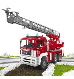 Man kamion vatrogasac pumpa Bruder 027711