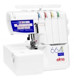 Mašina za šivenje Elna 664 Pro Overlok