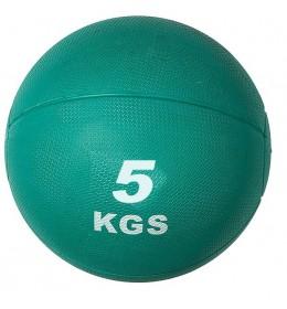 Medicinska lopta AbFit 5 kg