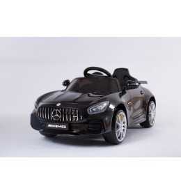 Automobil na akumulator MERCEDES GT AMG 2018crni
