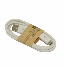 Mikro USB data kabl V-23 1m beli