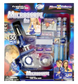 Mikroskop za decu 2131 50 elemenata
