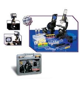 Mikroskop 9004 u koferu 82 elementa