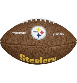 Lopta za ragbi  NLF Mini Pittsburhg Steelers WTF1533XBPT