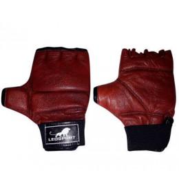MMA rukavice za borilačke sportove od prirodne kože