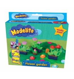 Plastelin Modelito set cveće