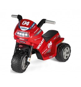 Motor na akumulator - Ducati mini Evo