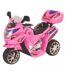 Motor na akumulator model 051 pink