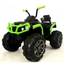Motor na akumulator Quad zeleni