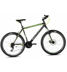 Mountain Bike Adrenalin 26 Zelena 22
