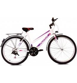 Mountain Bike Adria Bonita 26 Bela i Ljubičasta