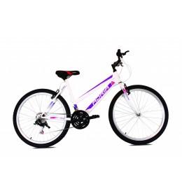 Mountain Bike Adria Bonita Mtb 26 Bela i Ljubičasta 19