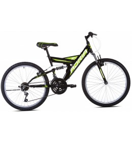 Mountain Bike Adria Dakota 24 Crna i Zelena