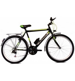 Mountain Bike Adria Nomad Plus 26 Crna i Zelena
