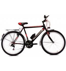 Mountain Bike Adria Nomad Plus 26 Crna i Crvena