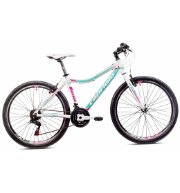 Mountain Bike Attack Lady 26 Bela i Pink 19