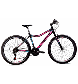Mountain Bike Attack Lady 26 Crna i Pink 19
