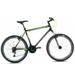 Mountain Bike Attack Man 26 Crna i Zelena 20